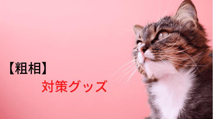 くり返す猫の粗相【対策グッズ】を集めてみました。